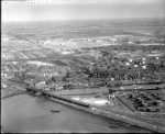 Atlantic Refining Company, 1926, looking southeast; Philadelphia Municipal (JFK) Stadium visible in distance