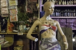 mannequin-display-in-botanica-shop-so-customers-can-order-metals-by-number