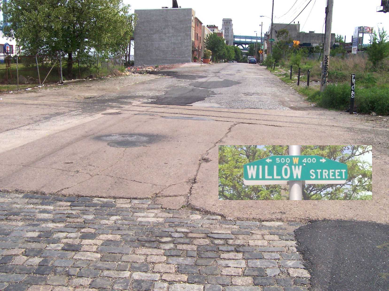Poor Little Willow Street