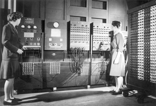 world�s first computer invented at penn 66 years ago