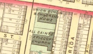 1875 Hopkins Philadelphia Atlas.