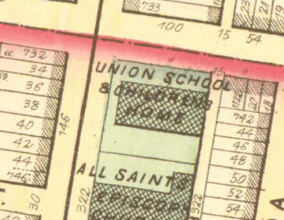 As seen in the 1875 Philadelphia Atlas | Source: Athenaeum of Philadelphia