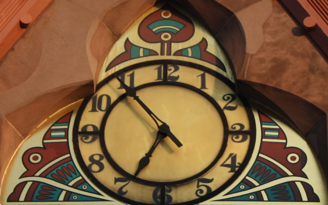 Name This Clock | Photo: Philip Jablon