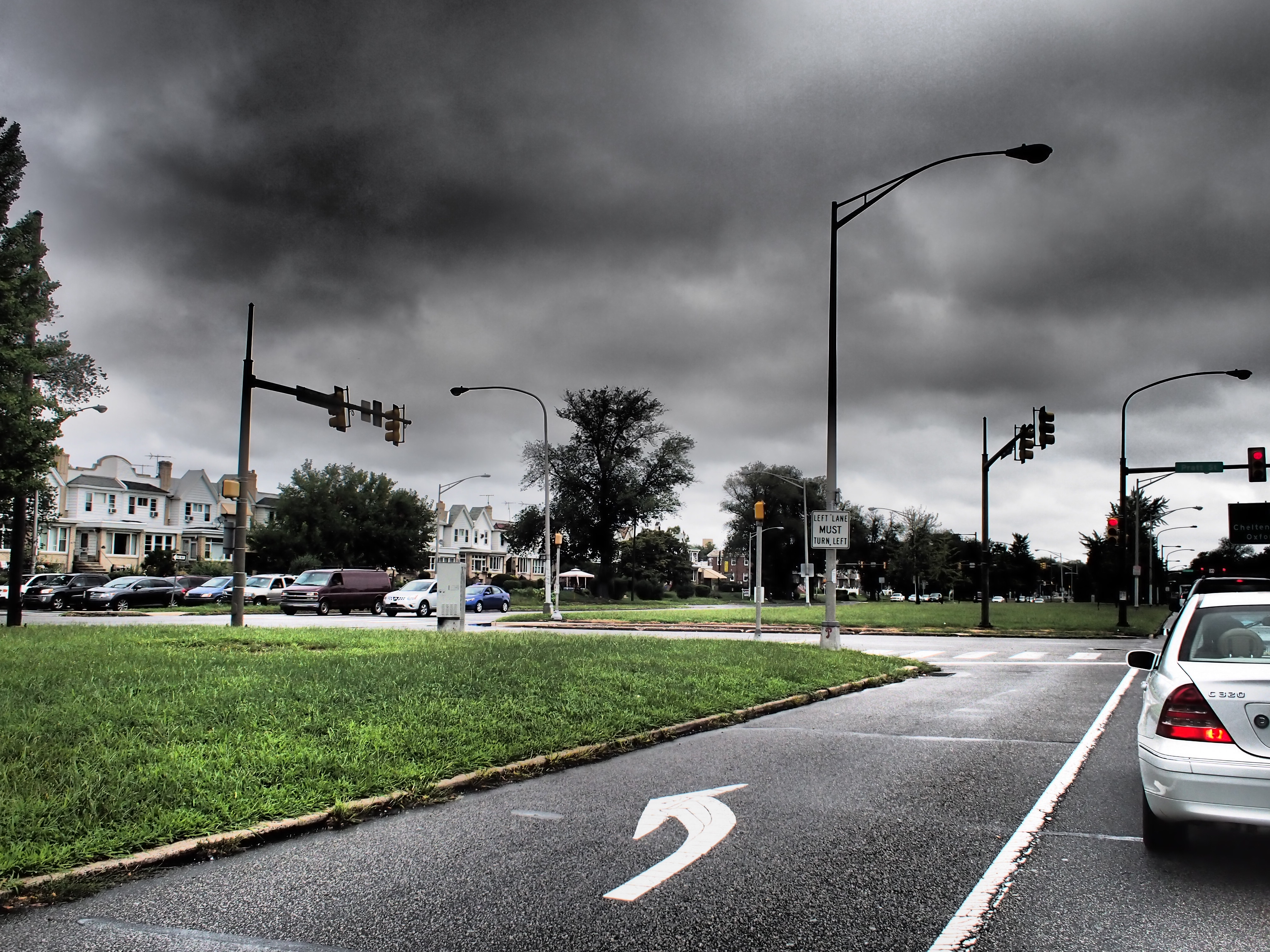 Roosevelt Boulevard | Photo: Nathaniel Popkin