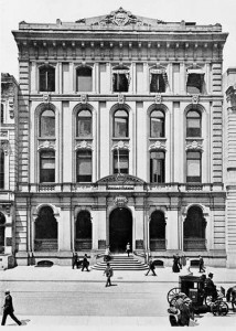 The Bank of Pennsylvania, circa 1910