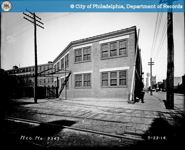 As a John Wanamaker Warehouse in 1914 | Source: PhillyHistory.org