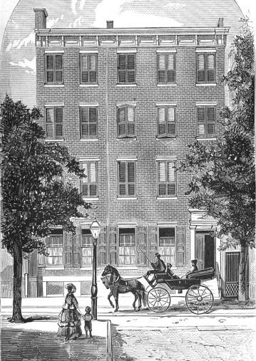 The Lincoln Institute in 1877