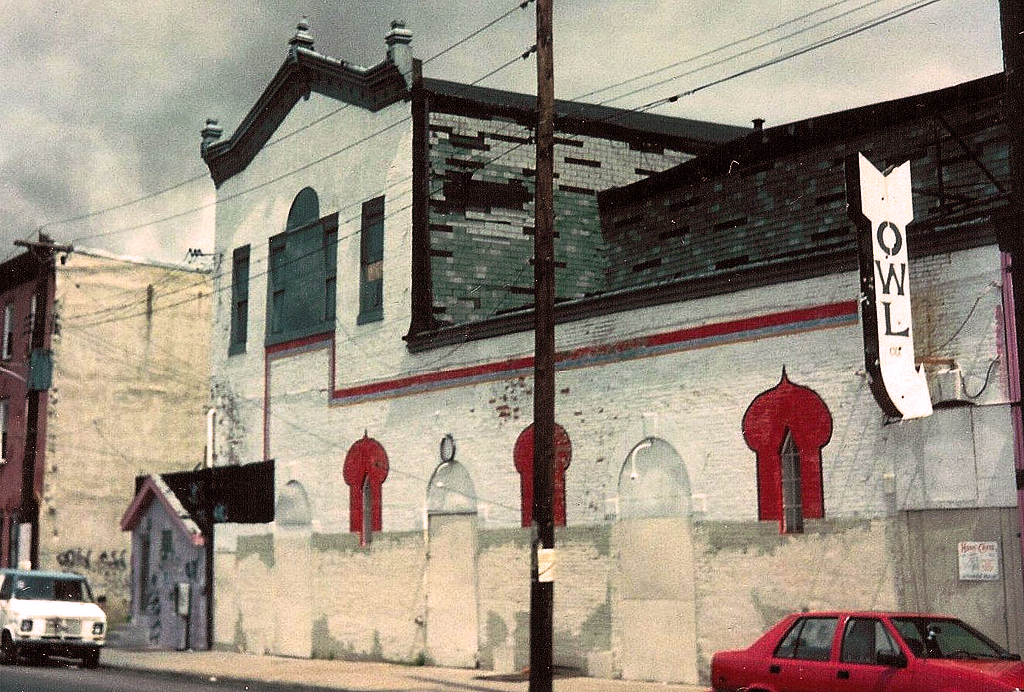 6th Street side of the Mammoth Theater building in 1992 | Photo: Susan Babbitt