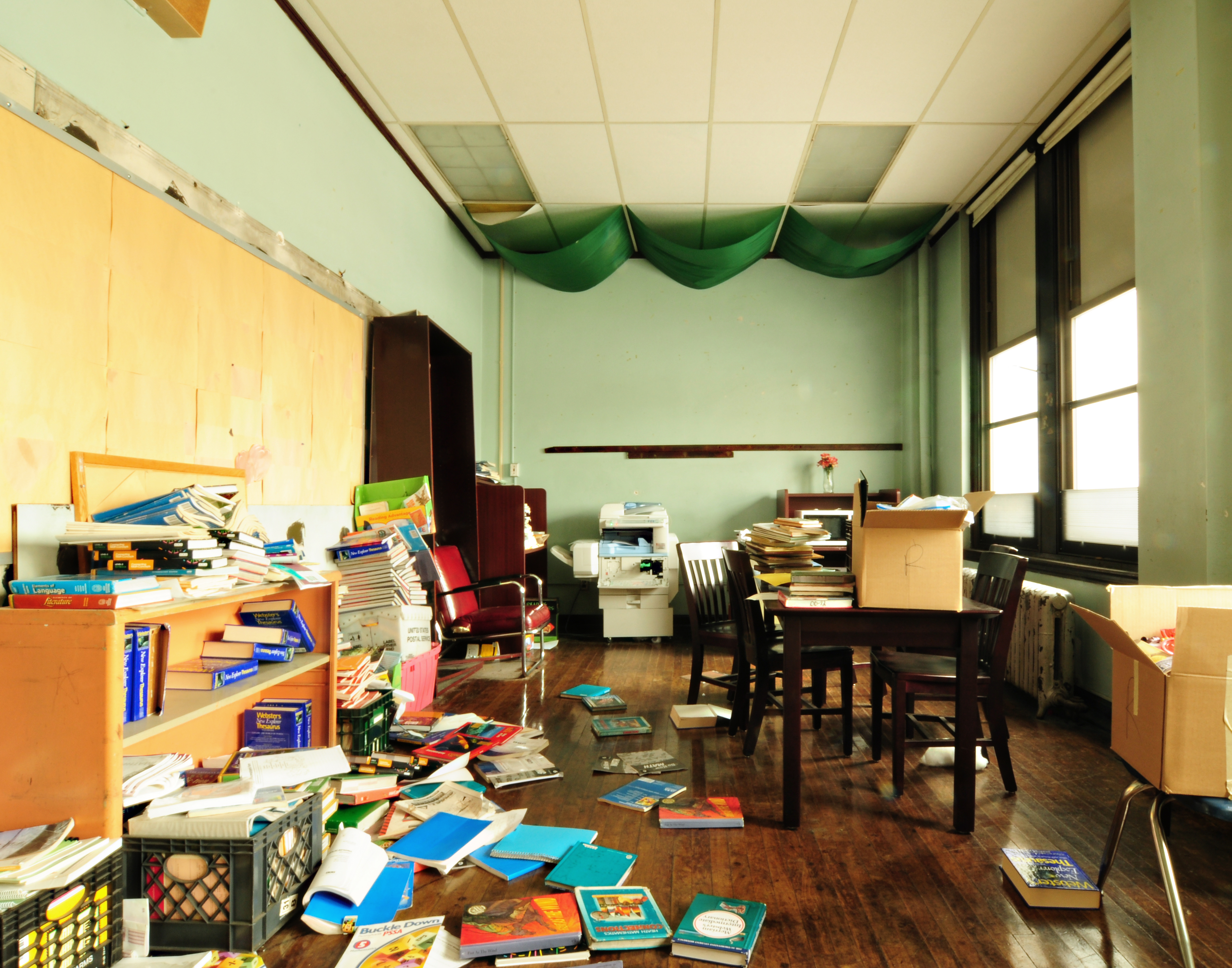 Harrison Elementary School | Photo: Katrina Ohstrom