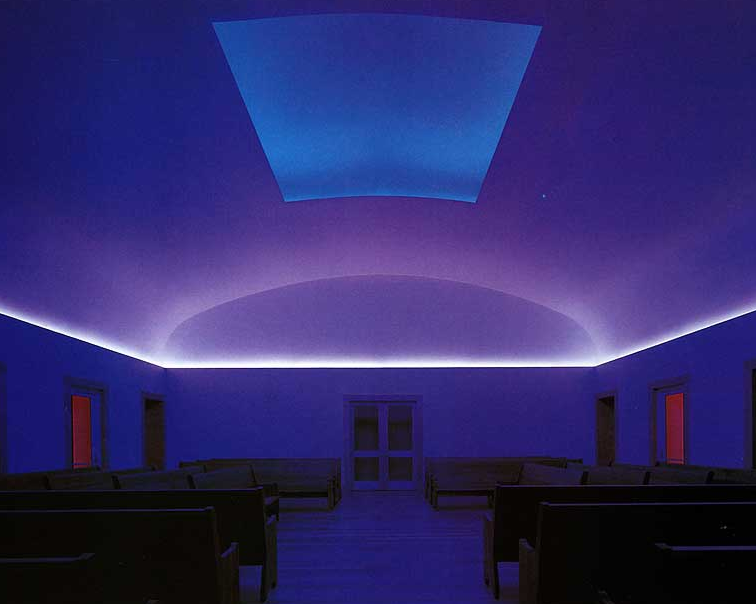 Rendering of James Turrell's Skyspace at Chestnut Hill Meetinghouse | Image: James Bradberry Architects