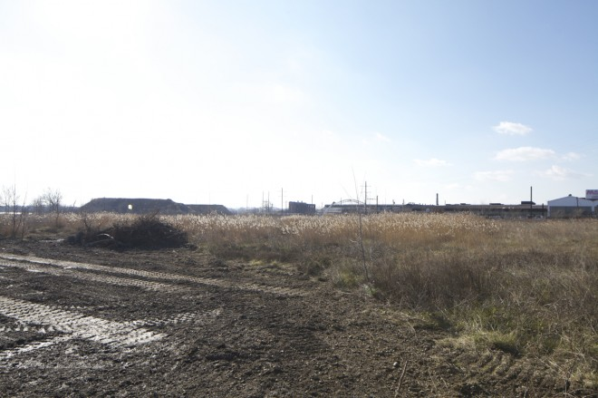 Former site of the Dodge Steel plant | Photo: Peter Woodall