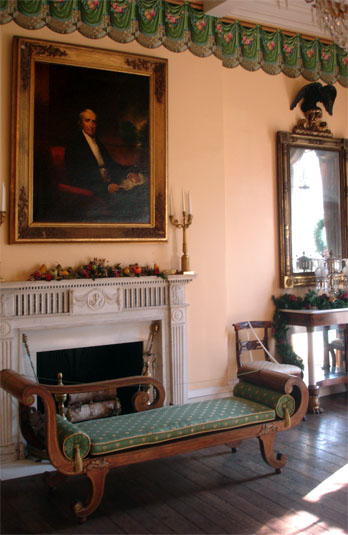 Physick House Interior