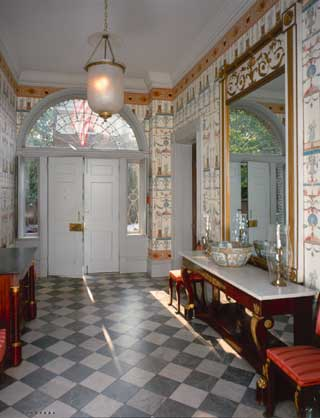 Foyer at Physick House