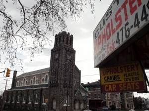 Our Lady of Blessed Sacrament, 63rd and Callowhill | Photo: Nathaniel Popkin