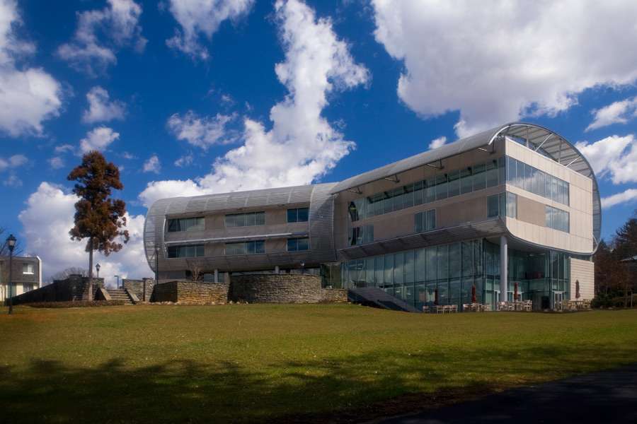 The Center of campus | Photo: Bradley Maule