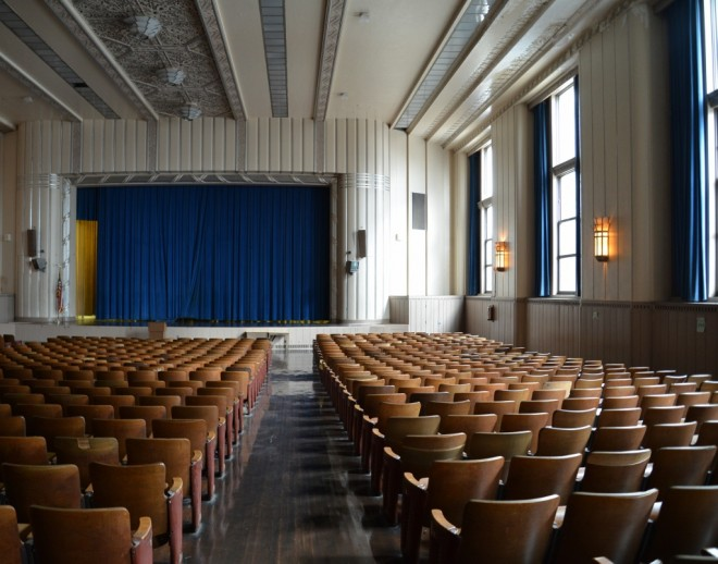 Bok auditorium | Photo: Katrina Ohstrom