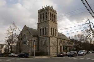 Bell phone tower: a series of cell phone antennae installed on the church's bell tower failed to bring in the revenue needed to stabilize the church | Photo: Bradley Maule