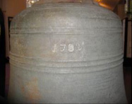 Ding dong: the 311 year old bell still rings a pretty tune | Image: Christ Church of Philadelphia