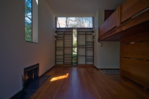 Lines for living: inside Kahn's Esherick House | Photo: Bradley Maule