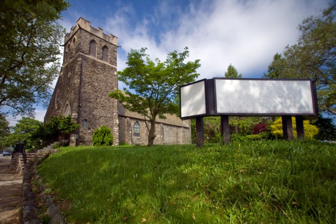 Grace Evangelical Lutheran Church | Photo: Bradley Maule