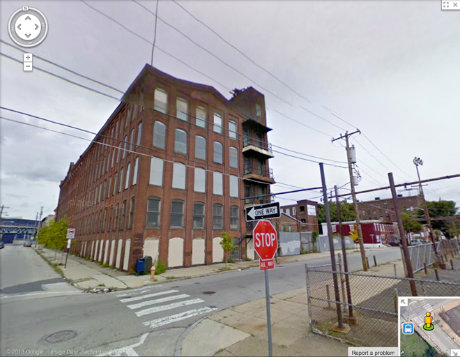 R U Still Down (Remember Me) | Google Street View, Buck Hosiery Edition