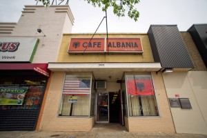Restaurants of Brazilian, Caribbean, Russian, and, in this case Albanian, persuasion indicate the steady growth from immigrant communities in Northeast Philly | Photo: Bradley Maule