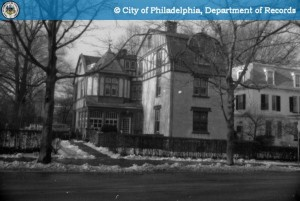 """The Pearson House,"" 1971 
