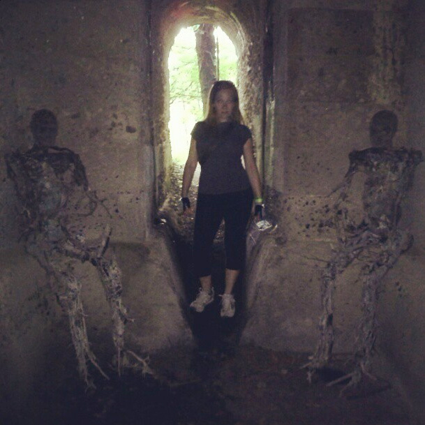 """Tomb Raider"" at Fort Mifflin 