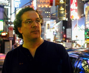 Uri Caine, Times Square | Photo: uricaine.com