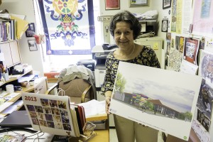 Dr. Carmen Febo-Miguel, Executive Director of Taller Puertorriqueño | Photo: Theresa Stigale