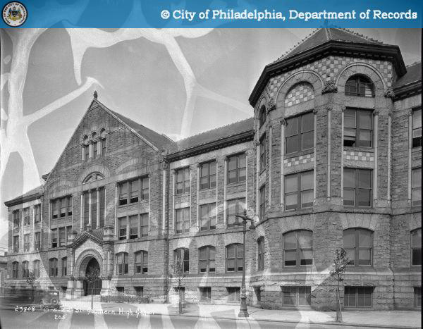 """Southern High"" -- South Philadelphia High School, 1931 