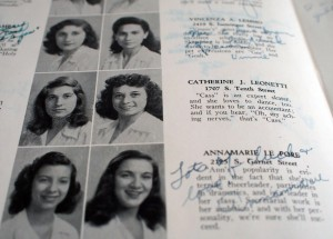 """Oh, my aching nerves."" That's Cass 