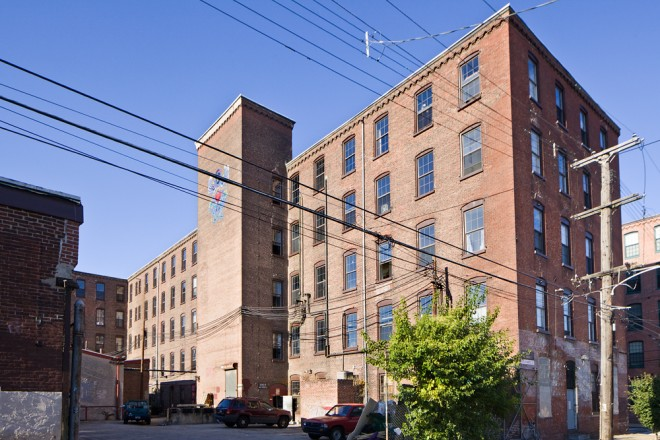Viking Mills, 2026 E Hagert St. | Photo: Peter Woodall