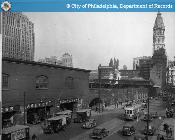 "Penn Center may be a mixed bag, but at least it's not a giant ""Chinese Wall"" splitting Center City in half -- like it used to 