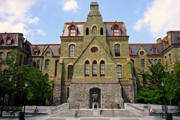 College Hall at the University of Pennsylvania | Photo: Greg Wass, flickr.com