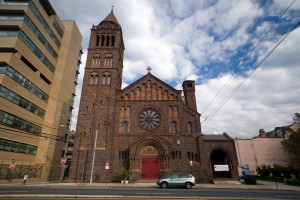 Episcopal Cathedral would undergo a full renovation—while neighboring buildings would be demolished | Photo: Bradley Maule