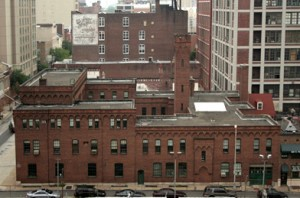 Race Street Firehouse, prior to demolition in 2007 | Photo: Bradley Maule