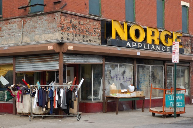 Norge Appliance store | Photo: Peter Woodall