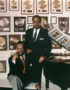 Gamble & Huff, circa 1970s | Philadelphia International Records press photo