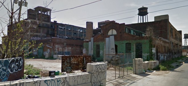 Freihofer's bakery complex | Source: Google Streetview