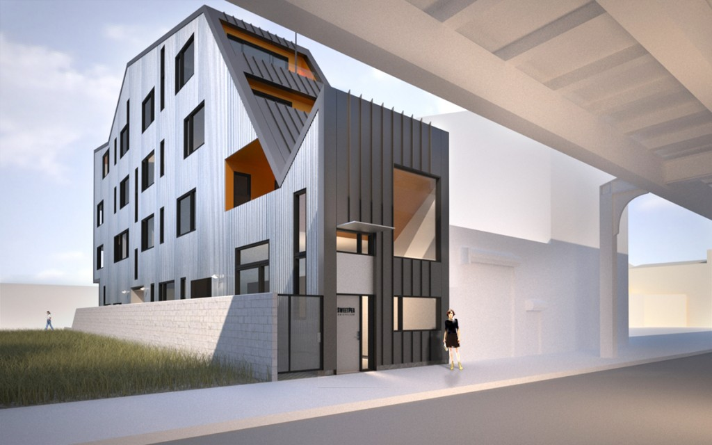 Rendering by Interface Studio Architects