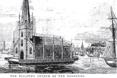The Floating Church And Its Successors Along The Delaware
