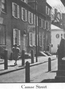 Camac Street, from the July 1931 issue of World's Work magazine.