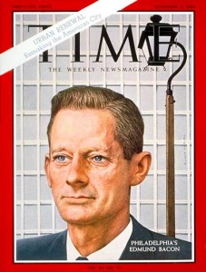Urban Renewal in the public discourse: Time Magazine, November 6, 1964