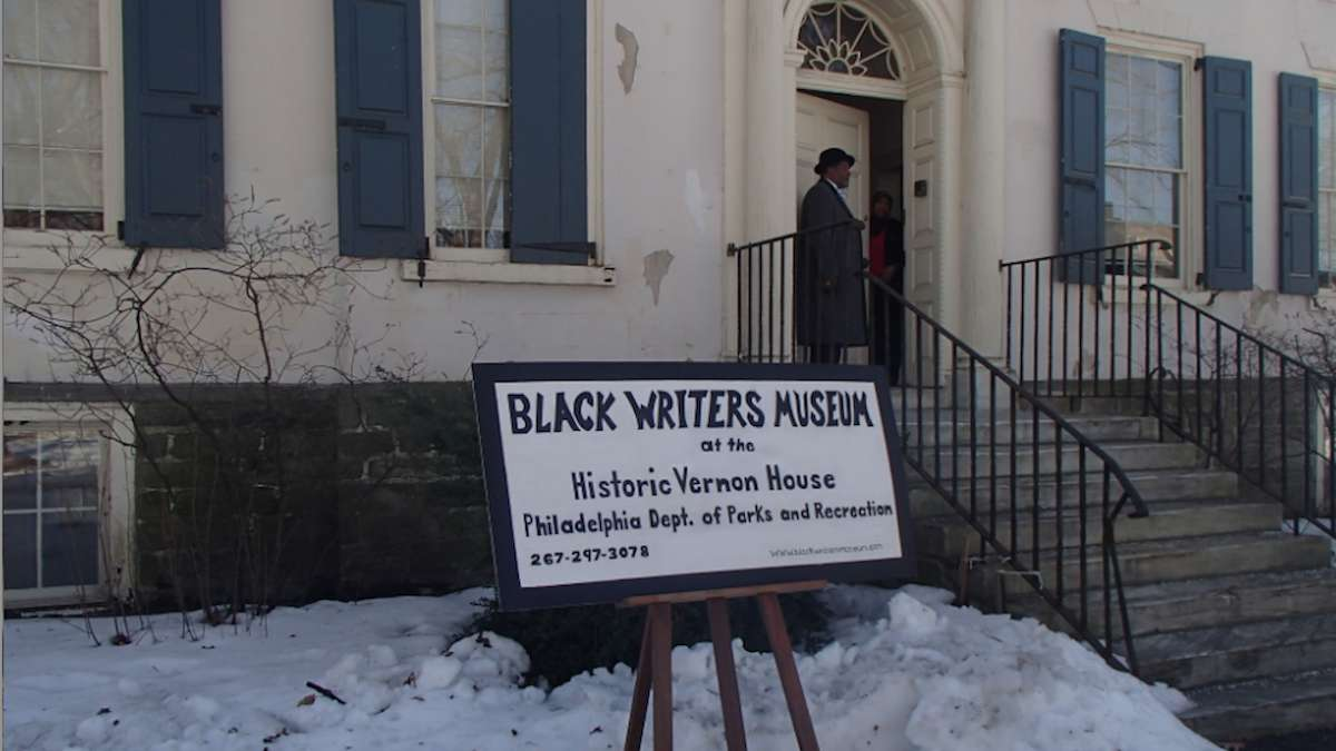 Black Writers Museum Reopens In Historic Germantown Residence