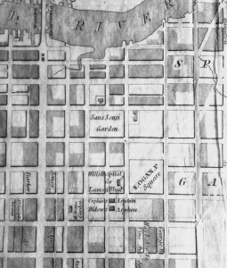 4 1837 Map of the CIty of Philadelphia