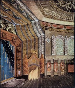 Boyd Theater auditorium | Image: Motion Picture News, 1928, courtesy Philadelphia Architects and Buildings