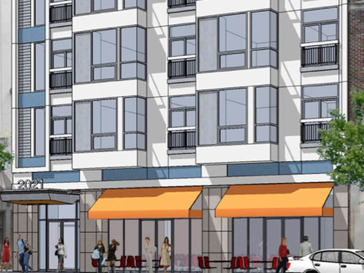 Ground Broken On Luxurious AQ Rittenhouse