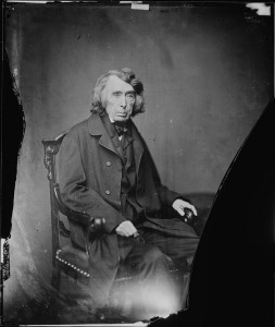 Justice Roger B. Taney, Supreme Court | Photo: Mathew Brady, via the U.S. National Archives and Records Administration