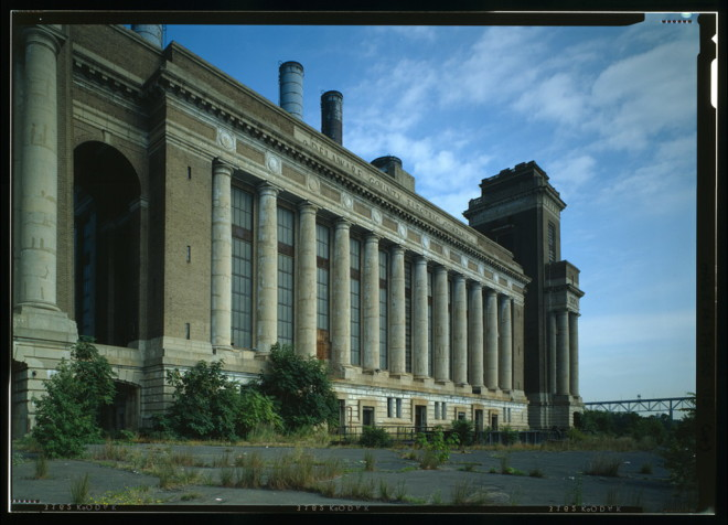Photo: Jack E. Boucher for the Historic American Engineering Survey, 1997